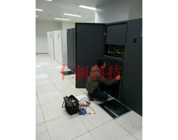 机房空调高压锁定维修