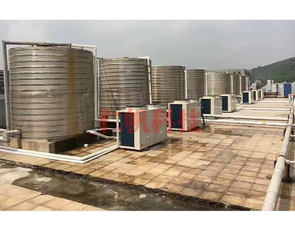 空气能热水工程维修