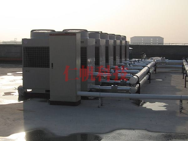 中央空调水系统改造