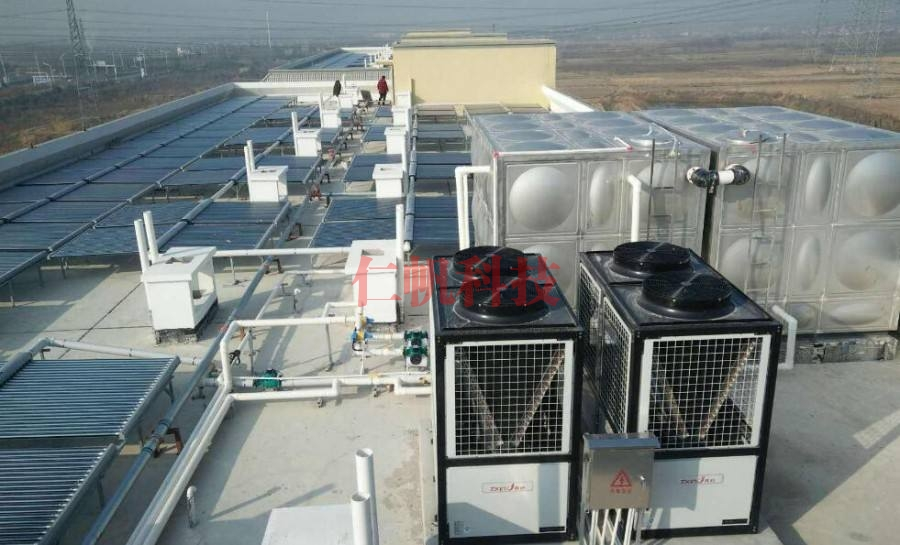秦皇岛空气能热水工程销售安装